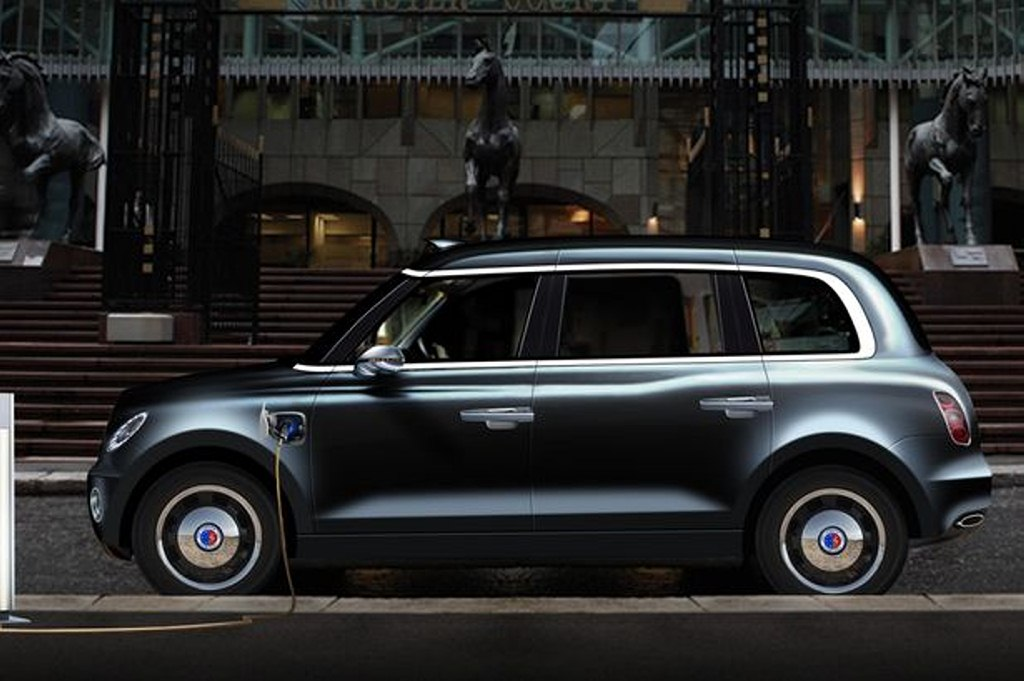 London taxi successor is the tx5 made by geely launch in 2017