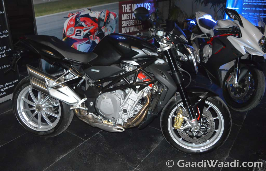 MV Agusta India launch-3
