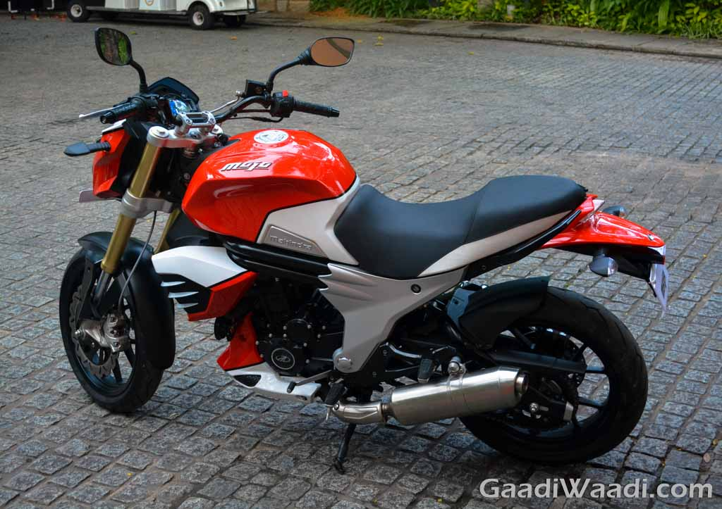 Mahindra Mojo Launched At An Introductory Price Of 1 58 Lakhs