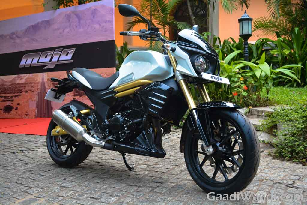 Mahindra Mojo Specifications Images Offically Out Loaded