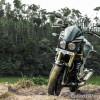 Mahindra Mojo front view image
