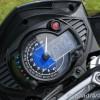 Mahindra Mojo speedometer image