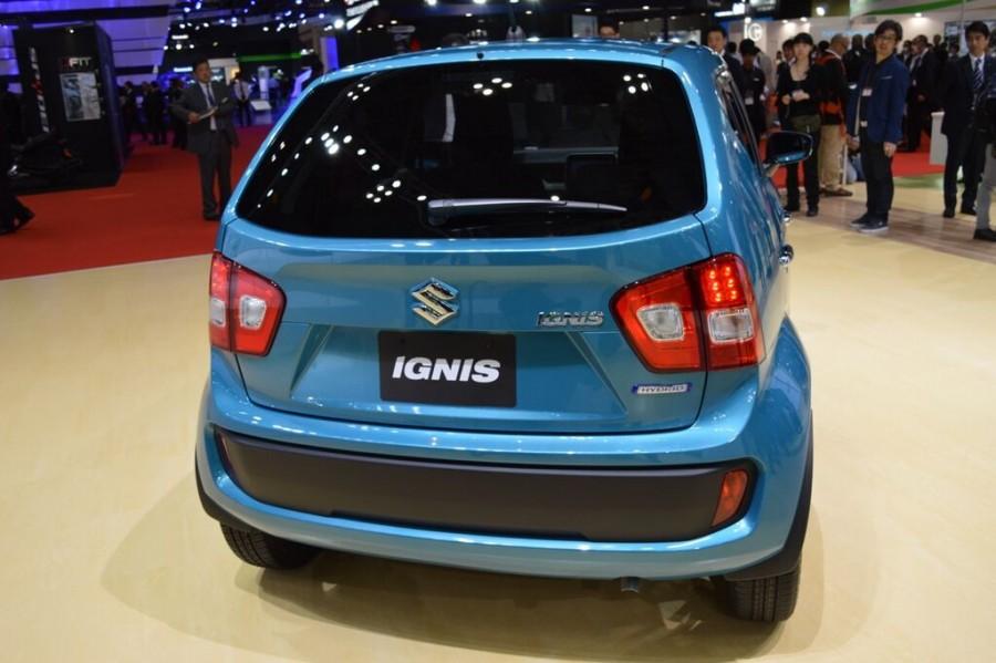 Maruti Suzuki Ignis Hybrid Pics