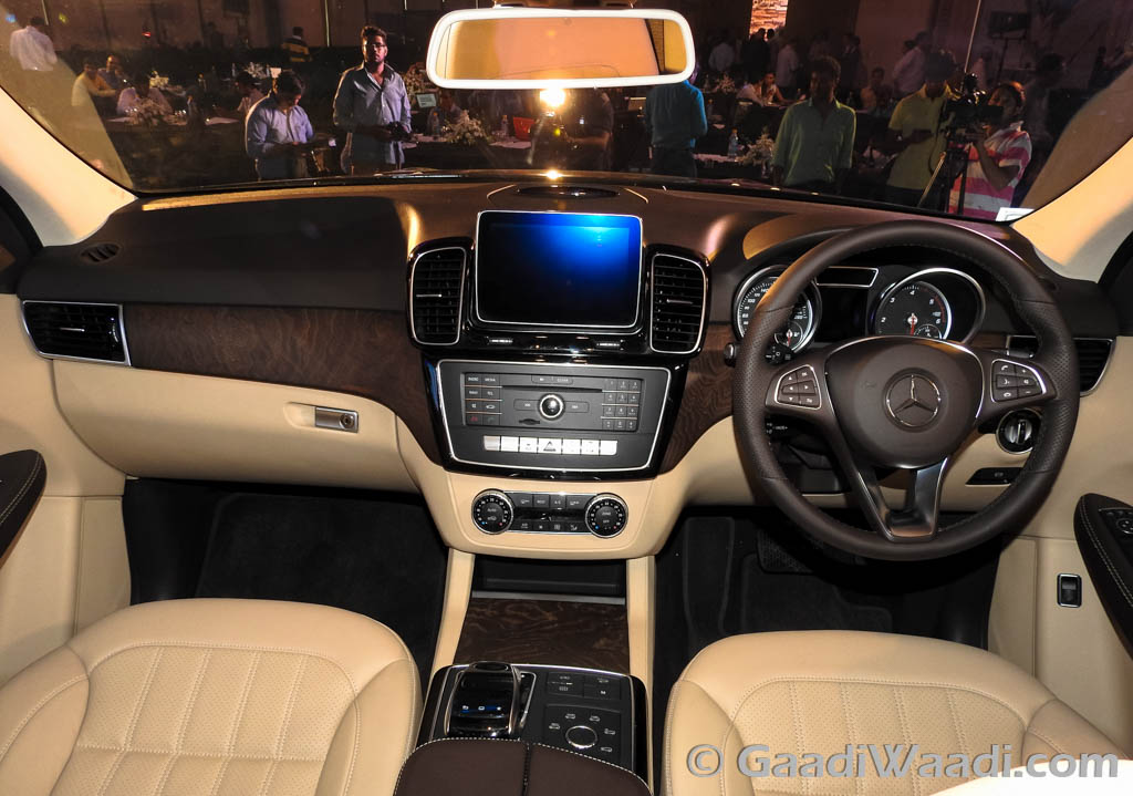 Mercedes Benz Gle Launched In India Priced From Rs 59 9 Lakhs