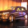 Mercedes-benz GLE launched in India-8