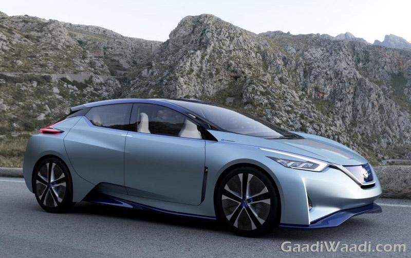 Nissan IDS Concept design