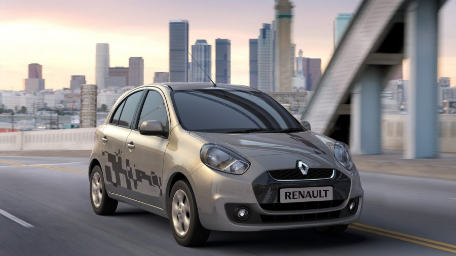 Renault Pulse Picture Image India