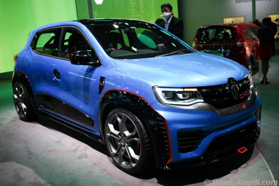 Gncap Aftermath Renault Kwid To Feature Four Airbags And