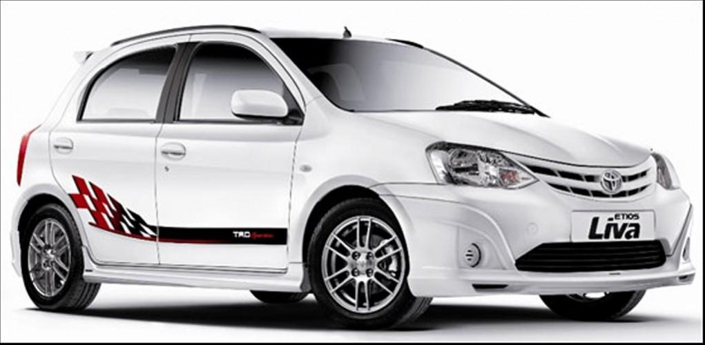 Toyota Etios Liva Sportivo 1.5