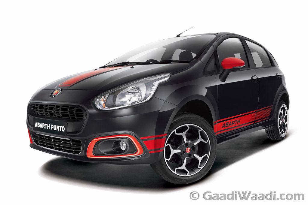 Fiat Abarth Punto Production Resumes in India Reportedly