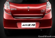 maruti alto k10 urbano rear view-4