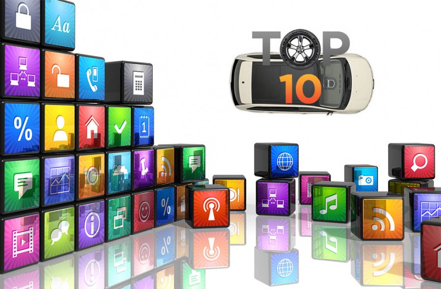 10 Must Have Mobile Apps for Car