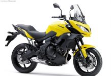 2015 Kawasaki Versys 650 5