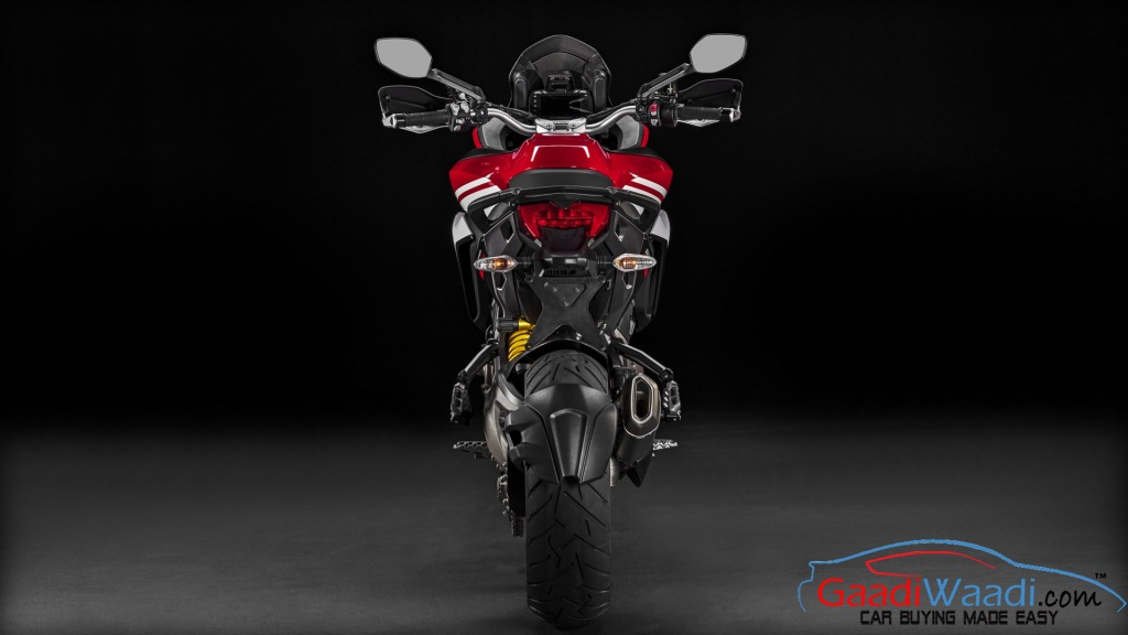Ducati Multistrada Enduro India