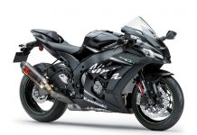 2016 Kawasaki Ninja ZX-10R Winter Edition