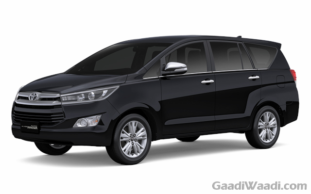 Toyota Innova Crysta Price Specs Features Review