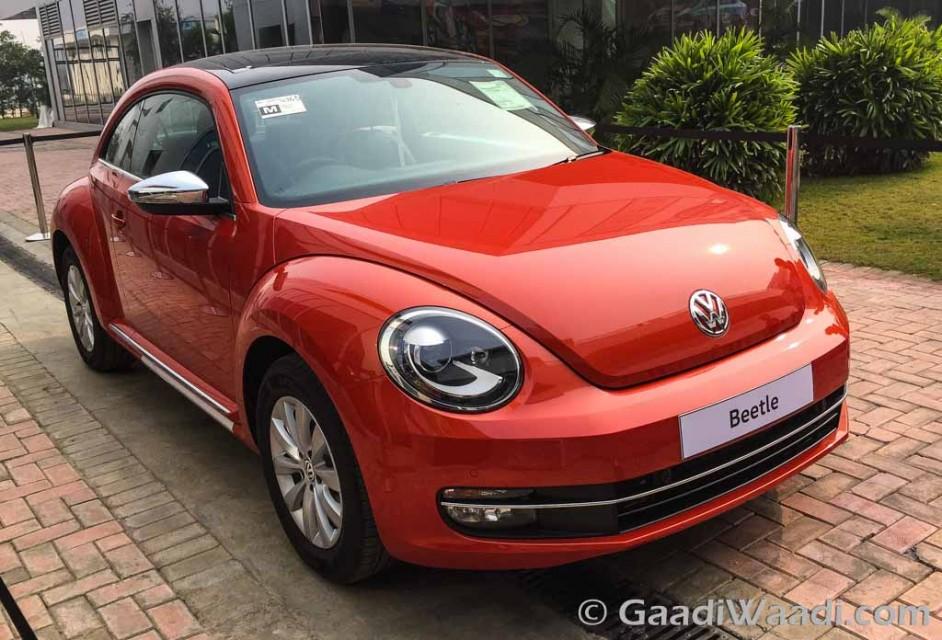 2016 Volkswagen Beetle Images India-3