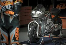 2016 ktm rc16 motogp bike