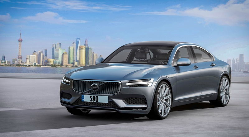 Volvo Plans Seven New Products 2016 Including Polestar Performance Cars 481343 on thor custom car