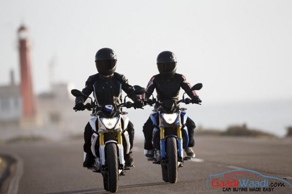 BMW G310R Motorrad