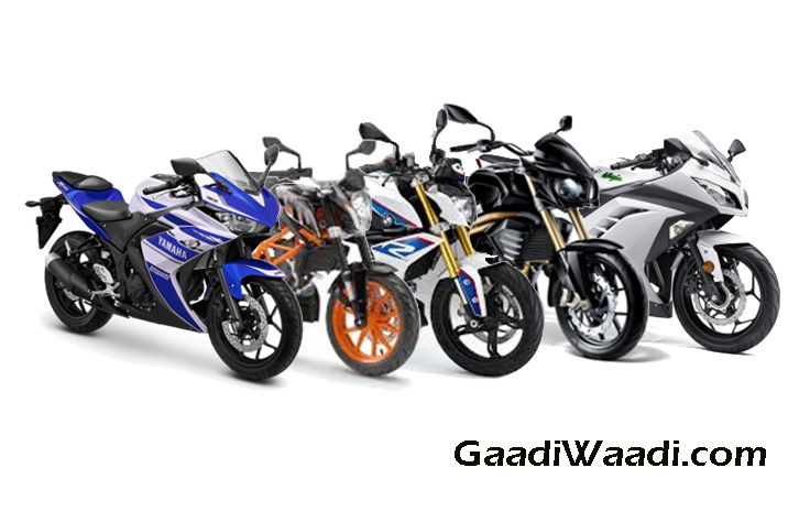 BMW G310R vs Duke 390 vs Mojo vs YZF R3 vs Ninja 300 -Spec Comparison