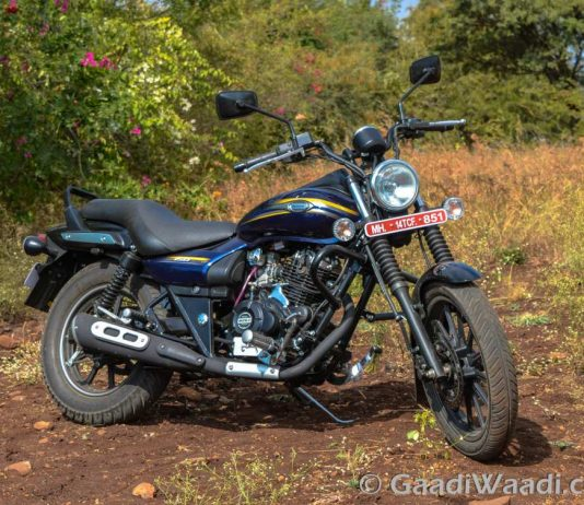Bajaj Avenger Street 150 Test Ride Review