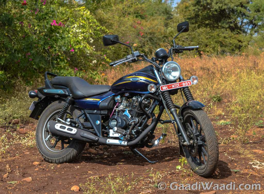 2016 bajaj avenger street 150 test ride review. Black Bedroom Furniture Sets. Home Design Ideas