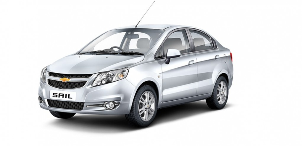 Chevrolet Sail Sedan India