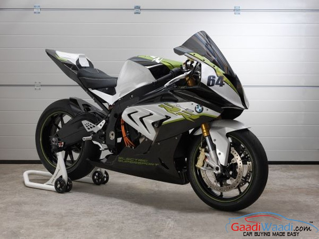 Electric Powered Supersport S1000RR (2)