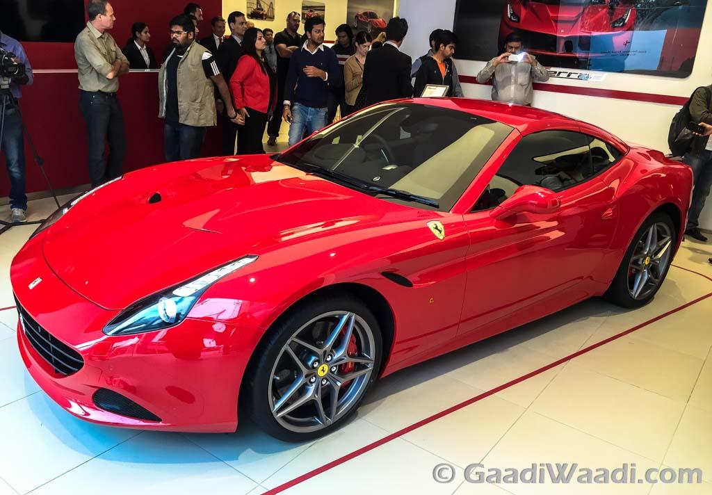 Ferrari Inaugurates Its New Showroom In New Delhi 5 2