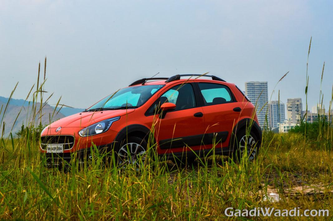 Fiat Avventura India adventure