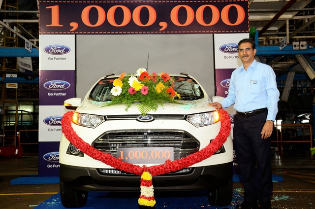 Ford 1 million