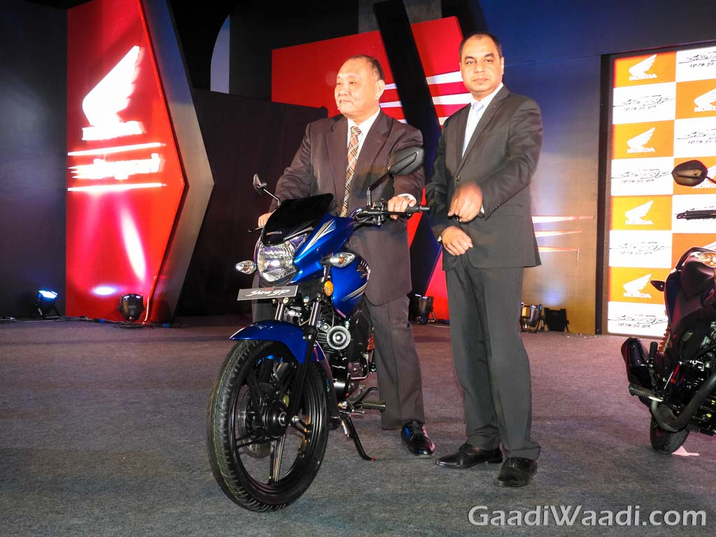 Honda CB Shine Sp Launched in India-1