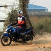 Honda CB Shine Sp test ride review-12