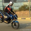 Honda CB Shine Sp test ride review-13