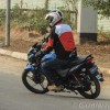 Honda CB Shine Sp test ride review-15