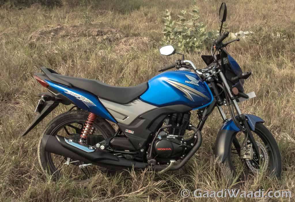 Honda CB Shine Sp test ride review-22