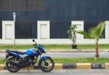 Honda CB Shine Sp test ride review-41