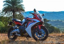 Honda CBR 650F India Test Ride Review
