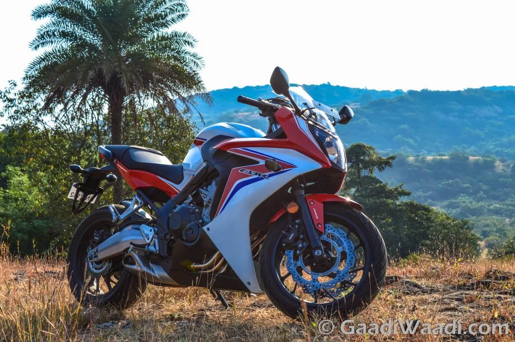 Honda CBR 650F India Test Ride Review