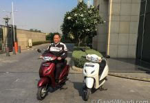 India's no.1 2 wheeler is Honda Activa-1