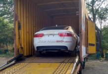 Jaguar-XE-spotted-in-india