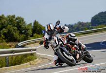 KTM Duke 390 Official Pics