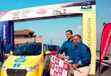 Mahindra Reva Goodness Drive Expedition
