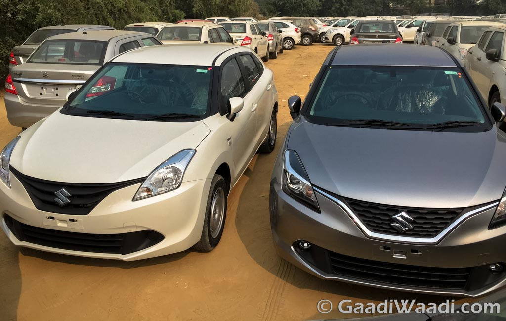 Maruti Baleno Sigma Vs Alpha Design Amp Features Comparison