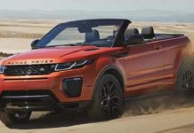 Range Rover Evoque Convertible India Launch, Price, Engine, Specs, Features, Interior, Booking 7