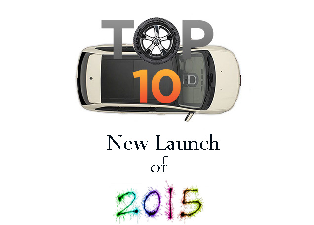 Top 10 new launch of 2015