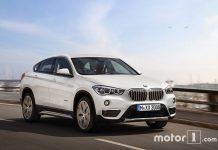 BMW X2 Render