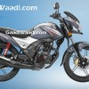 cb shine 125 sp grey