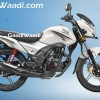 cb shine 125 sp white